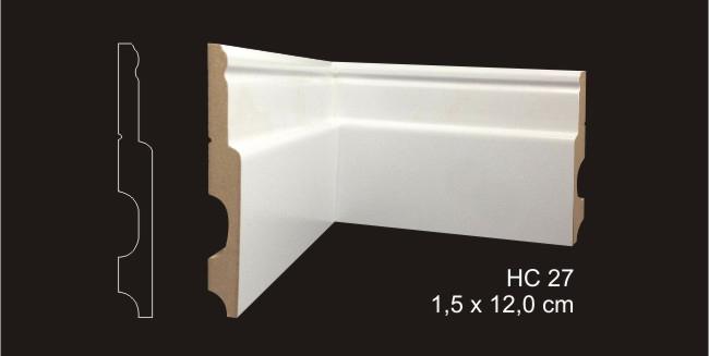 Rodapé HC 27