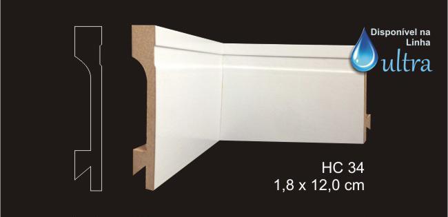 Rodapé HC 34