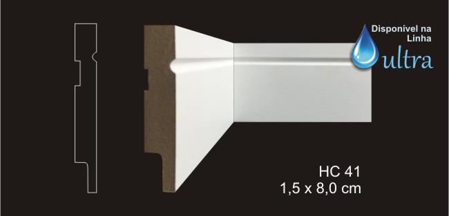Rodapé HC 41