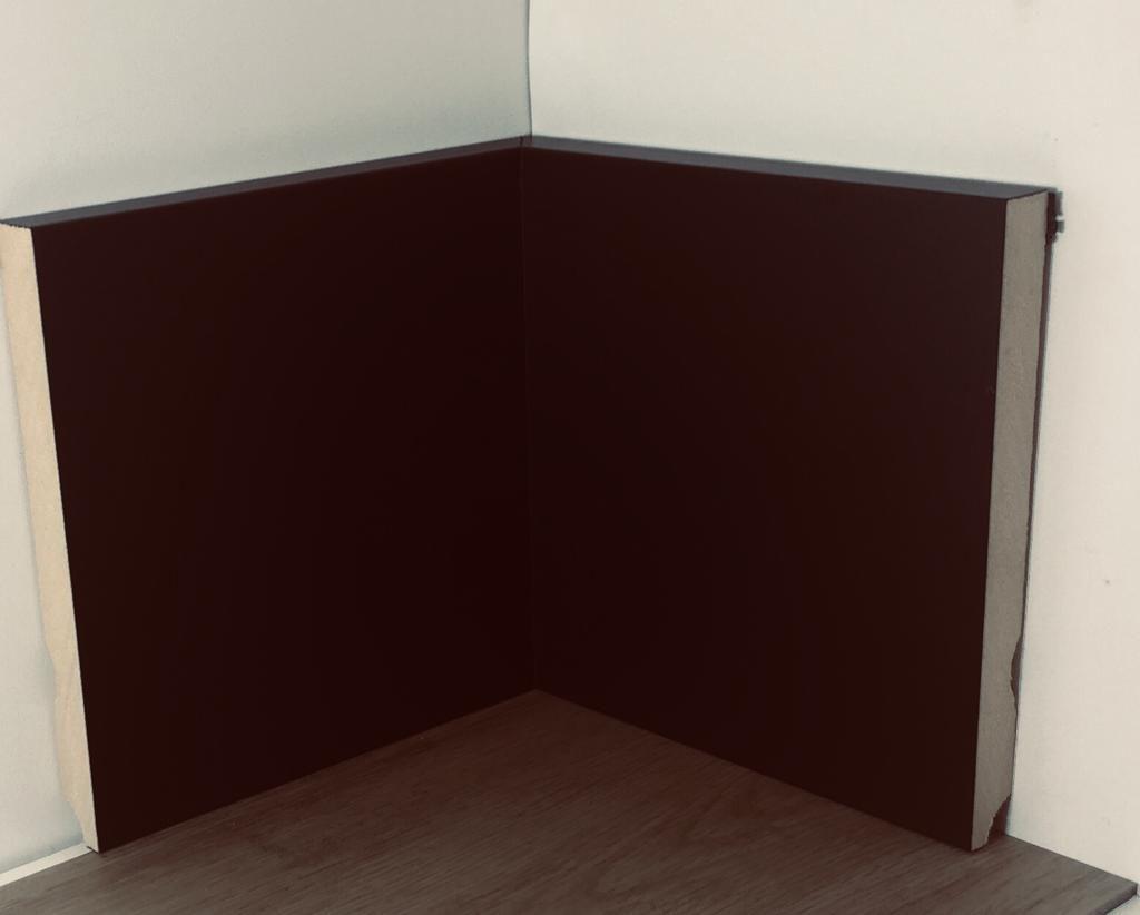 Rodapé 15 cm – Preto ( Lançamento ) cód 44